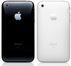 apple-3g-iphone-black-white